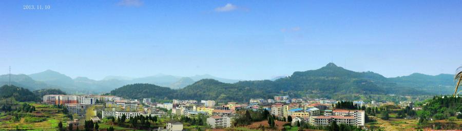 西充县双凤镇