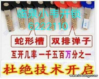 临泉开锁电话0558-6222110