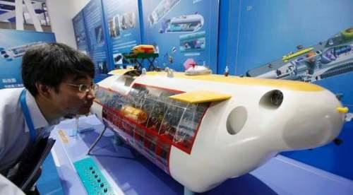 中国在2500米海底搞了个大动作,日本竟要求咱们把它交出来