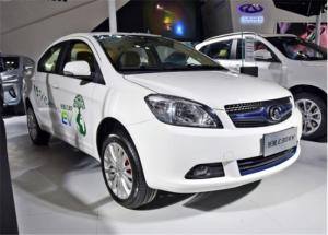 看到十足 2016广州车展新能源车型前瞻