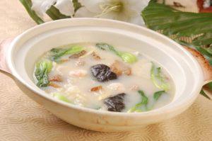 冬季饮食原则:吃足量 食多样 多粥汤 适当补