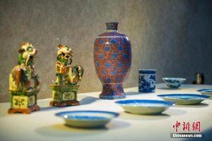 海外漂泊数百年 十件珍贵文物回归中国