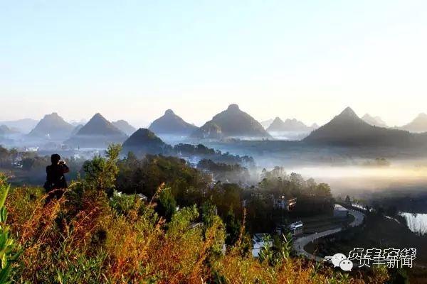贵州风景图片贞丰小屯