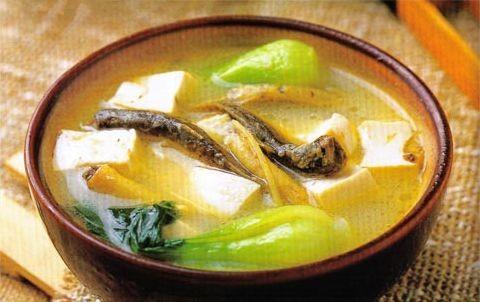 孝感泥鳅汤