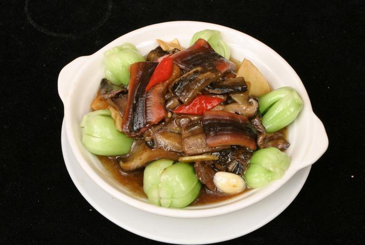 汉川榔头蒸鳝