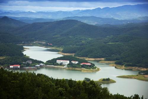孝昌观音湖