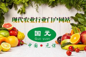 现代农业行业门户网站