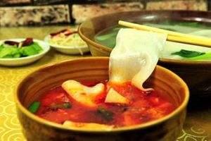 杨凌美食——蘸水面