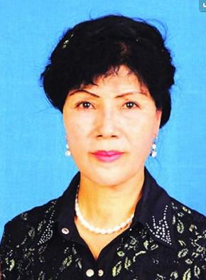 刘玉莲 — 民族团结进步模范个人