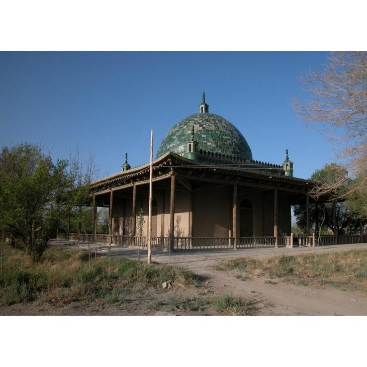 """盖斯墓 — 伊斯兰教的""""圣人墓"""""""