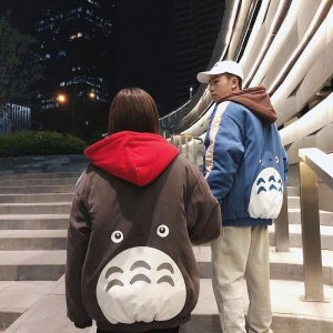 韩版冬季袄男