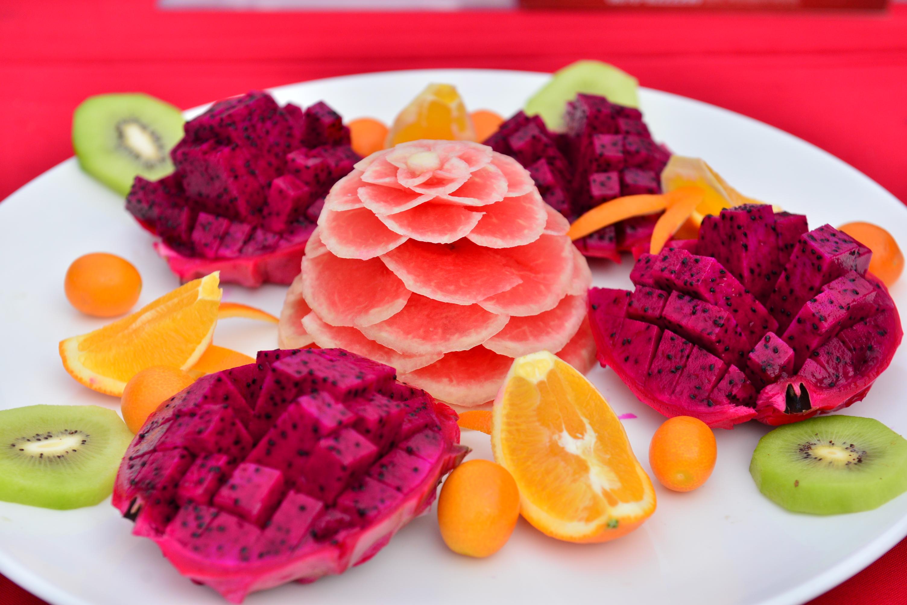 果色天香——舌尖上的元谋