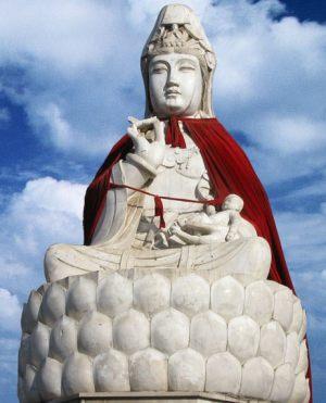 为百年古寺大观音堂恢复历史原貌添砖加瓦 修建寺院 功德千秋万代