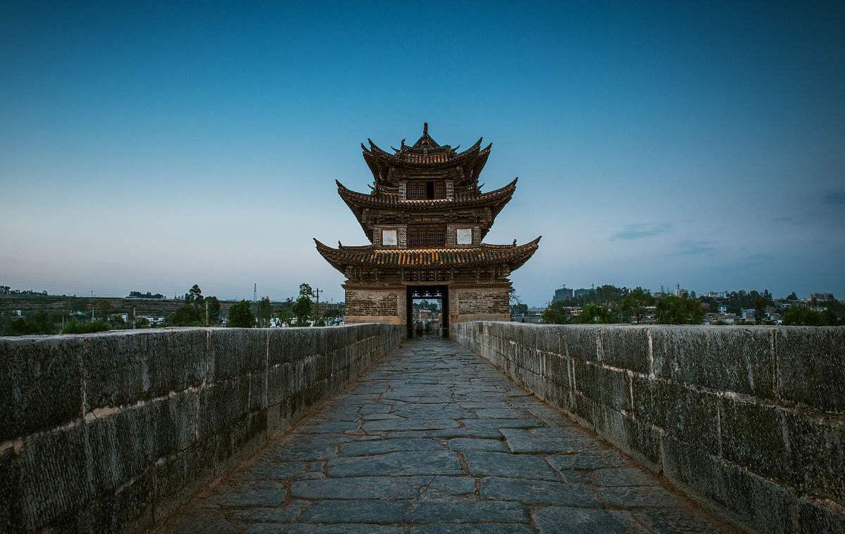 建水古城历史文化