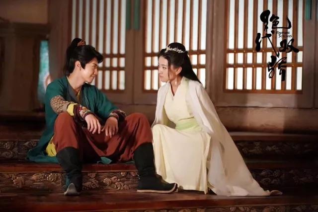 由胡一天、陈哲远主演的新剧《绝代双骄》在元谋土林景区拍摄,主演颜值逆天,你偶遇了吗?