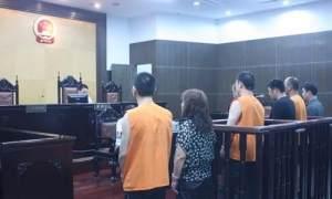 儋州法院在民族中学公开宣判3起贩毒案! 4人获刑