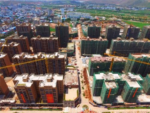 建科国际城全景01