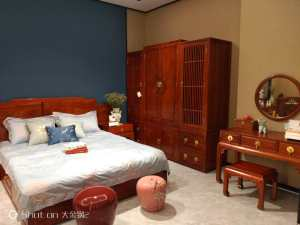 大东家红木家具——卧室系列1
