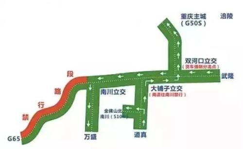 省心!重庆这59个高速收费站实现扫码支付,以后跑高速不再愁没现金!