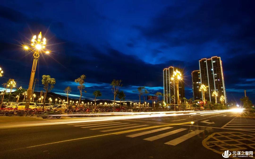 关于元谋县凤凰大道等道路和发祥广场、居民点标准地名公告