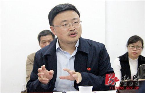 张润槐主持召开《政府工作报告》意见征求座谈会