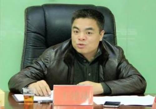 王建球调度全县2019年度招商引资在谈项目