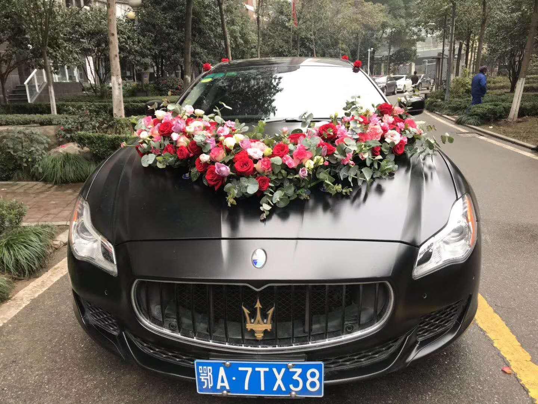 武汉玛莎拉蒂总裁婚车出租