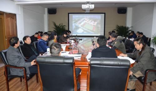 县城乡规划委员会2019年第一次主任会议召开