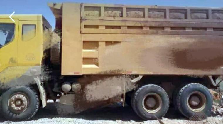 大货车求拉货