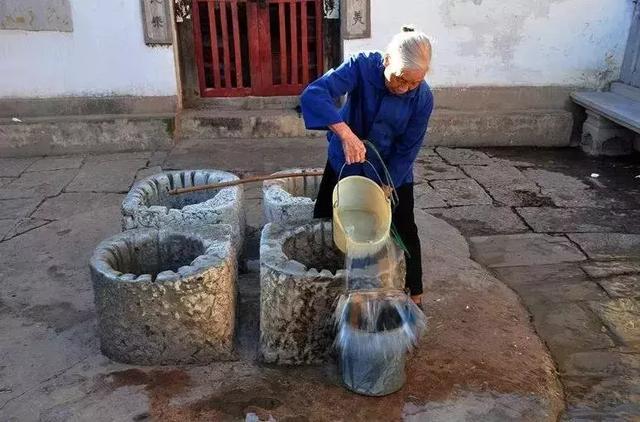 建水的古井