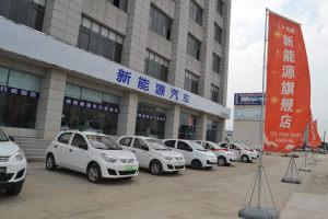 新能源汽车刘晓旗舰店