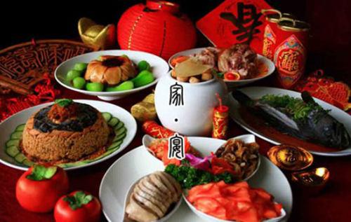 舌尖上的年味|中国春节饮食文化知多少