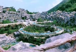 中华洞天溶洞漂流景区