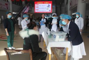 疫情就是命令    防控就是责任   戈壁钢城的最美医护工作者 ——酒钢医院全体员工坚守岗位、防控疫情工作纪实