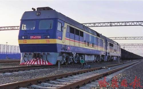 抓疫情防控不误生产 红淖铁路煤炭外运量创新高