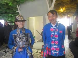 阿瑞成为杨丽萍生活艺术馆推广大使