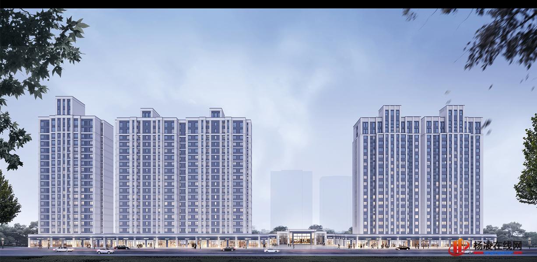 2020年杨凌又一楼盘开售,4500均价,预购从速